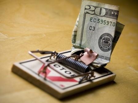 Ловушки банков и МФО – ТОП-4
