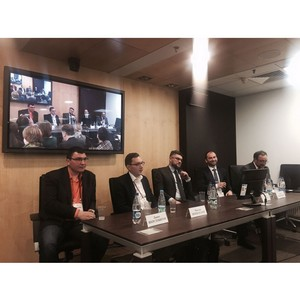Представители компании «Честное слово» выступили на ежегодной конференции