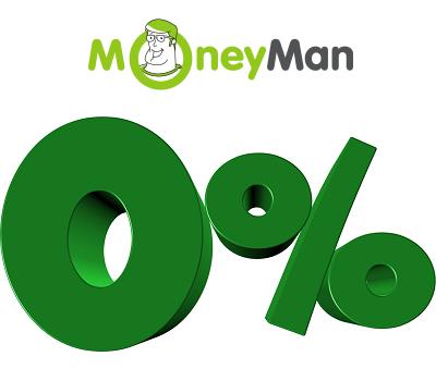 Бесплатный займ для клиентов MoneyMan