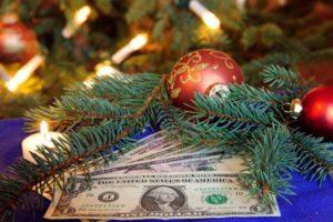 деньги к новому году