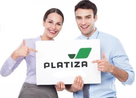 Сумма займа на 20% больше для новичков Platiza