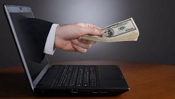 Как взять деньги в кредит через интернет?