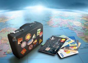 банковские карты за границей
