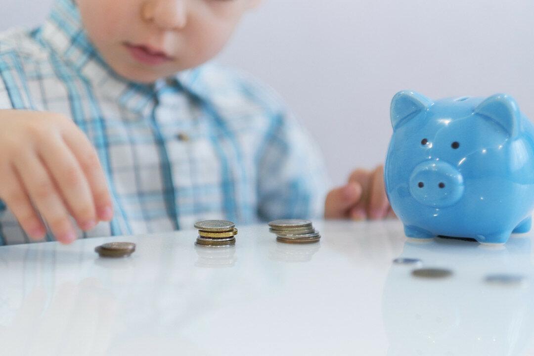 денежная выплата от 3 до 7 лет